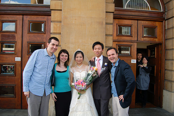 UK London Chinese christian wedding at Elephant Castle